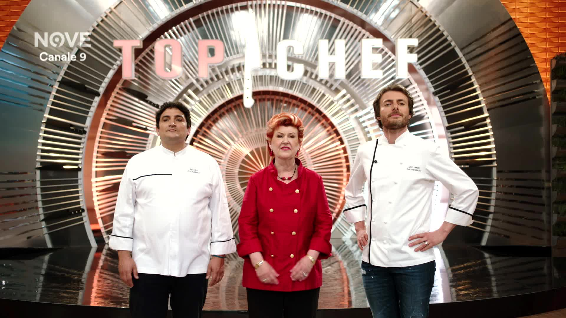 Giudici top chef Italia